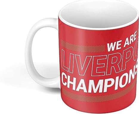 FOCO Liverpool FC 2019-20 Champions Red Band Eco Tasse