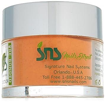 Health & Beauty Sns Colour Prebonded Signature Nail Dip Powder #145 Raspberry Red 28g