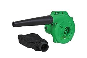 Aimex Plastic Electric Air Blower (Green, 850W 13000rpm Wind Flow 2.8M3/min)