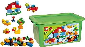 LEGO Duplo 6130 - Caja con Bloques de construcción: Amazon.es ...