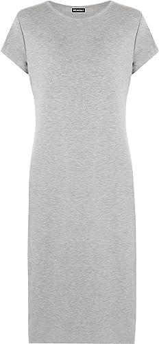 WearAll Women's Plus Size Plai...