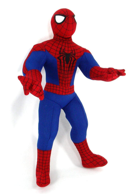 Amazon.com: Amazing Spiderman 2 – 19 Plush – Spiderman Dos ...