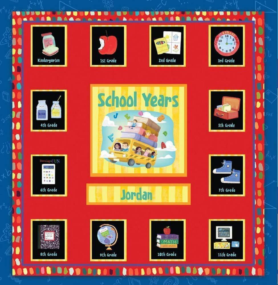 Phoenix International Publications, Inc New Seasons School Years Book Pocketful Memories Personalized Album 7639902 by Phoenix International Publications, Inc
