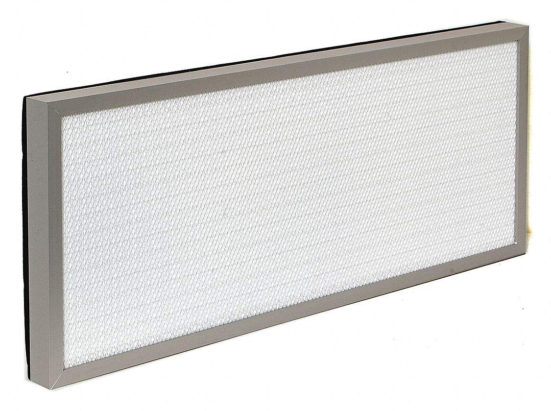 HEPA Media in Aluminum Frame Fume Hood HEPA Filter