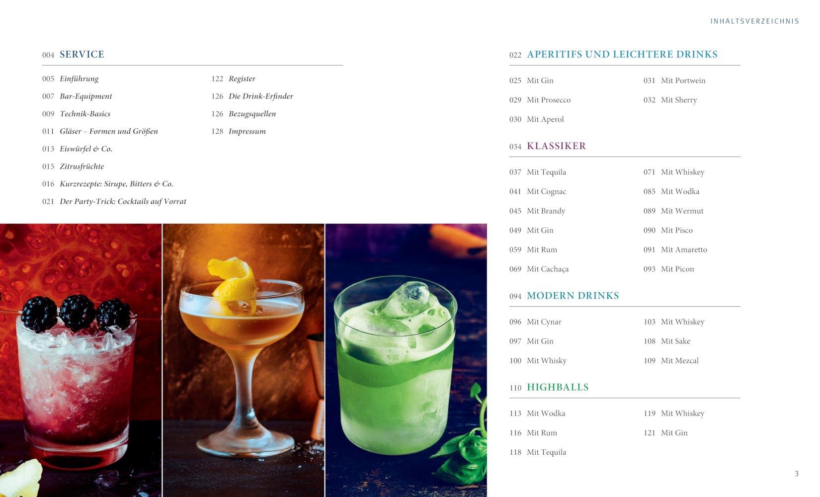 Cocktails selbst gemixt: Über 80 klassische und moderne Drinks – von ...
