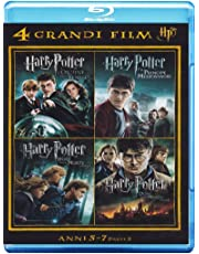 4 grandi film - Harry Potter - Anni 5-7 Vol. 02