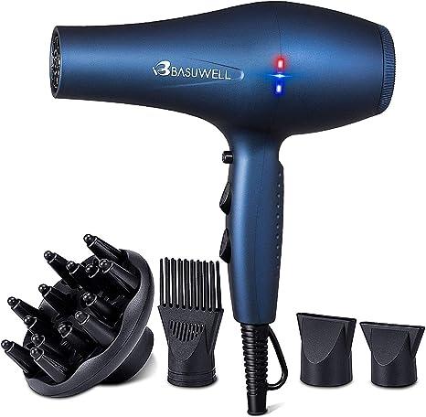 Basuwell Sèche Cheveux Professionnel 2100W, Ionique