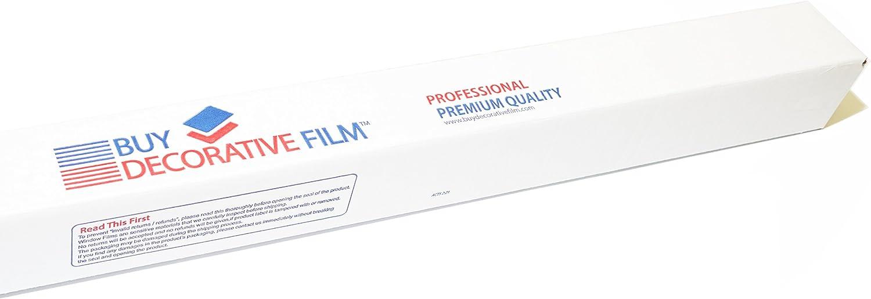 Medium 48in X 14ft BDF EXS35 Exterior Window Film High Heat Rejection Silver 35