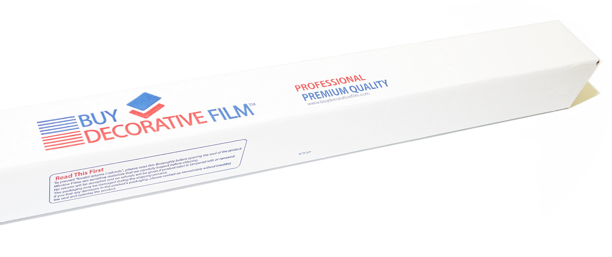 BDF EXS35 EXTERIOR Window Film High Heat Rejection Silver 35 (Medium) - 36in X 50ft by Buydecorativefilm (Image #8)