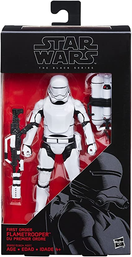 """Star Wars Episode 7 12/"""" Deluxe Hero série flametrooper Action Figure"""