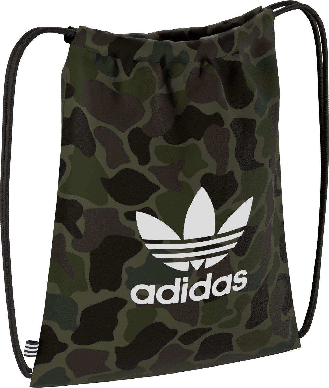 adidas Unisex s Gymsack Camo Gym Bag, Multicolor, NS  Amazon.co.uk  Sports    Outdoors c9a02584c2