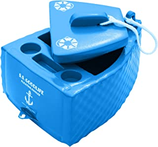 product image for TRC Recreation Super Soft Floating Cooler - Bahama Blue