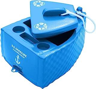 product image for TRC Recreation Super Soft Floating Cooler - Bahama Blue