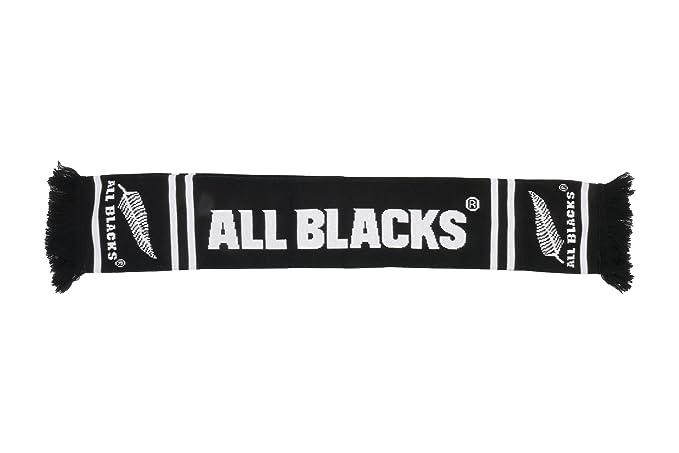 All Blacks Sciarpa Jacquard Rugby per bambini - One Size  Amazon.it ... a658ac345edc