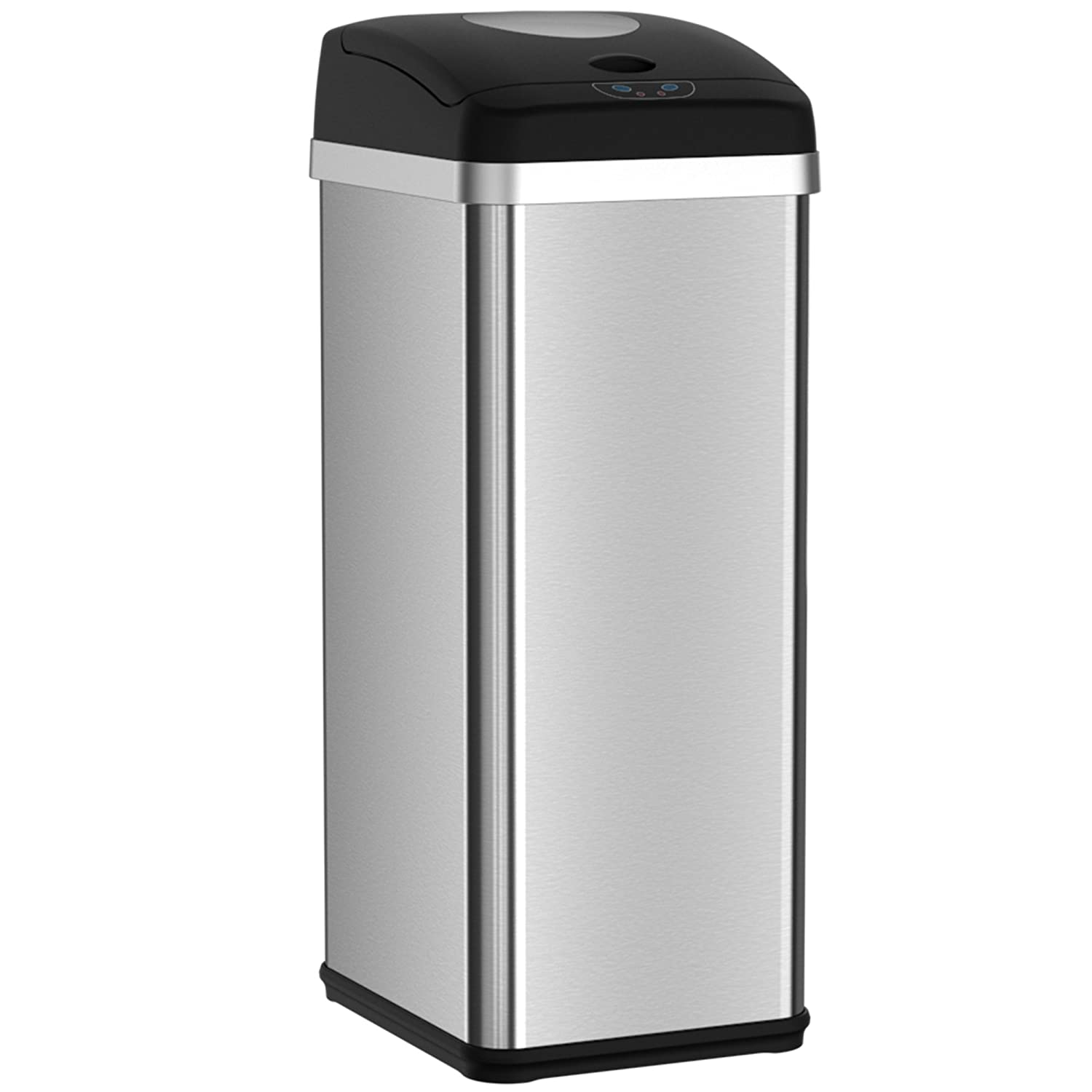 halo 13 Gallon Touchless Trash Compactor Automatic Trash Can
