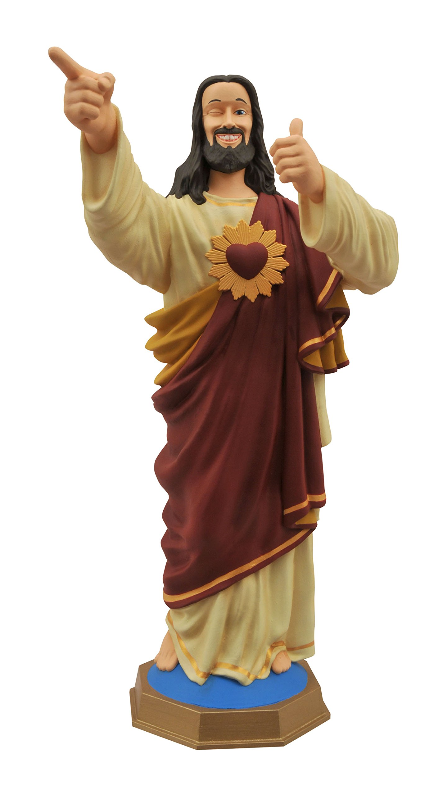 DIAMOND SELECT TOYS Kevin Smith's Buddy Christ Vinyl Bank
