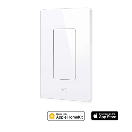 Groovy Eve Light Switch Connected Wall Switch Easily Upgrade To Wiring 101 Mecadwellnesstrialsorg