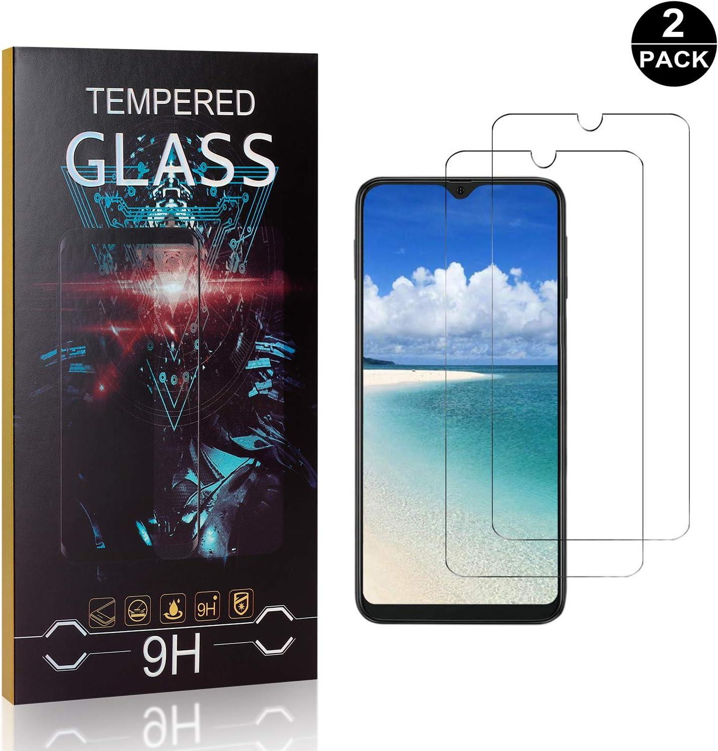 Ultra R/ésistant 1 Pi/èces 99/% Transparent Duret/é 9H Protection en Verre Tremp/é /Écran pour Samsung Galaxy A40 Bear Village/® Verre Tremp/é Galaxy A40