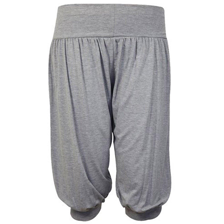 6d845c7a4a8d Corps Body 2 3 4 pour Femme Uni Sarouel Baggy Ali Baba Short Court Pantalon  Pantalon  Amazon.fr  Vêtements et accessoires