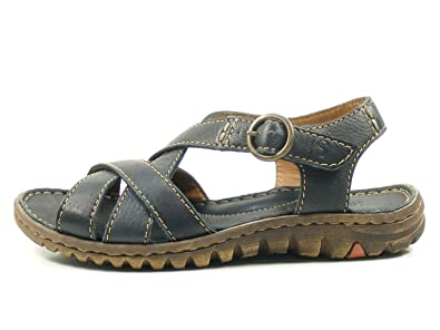 Josef Seibel Lucia 01 - Blau (Blue) Womens Sandals 6 US