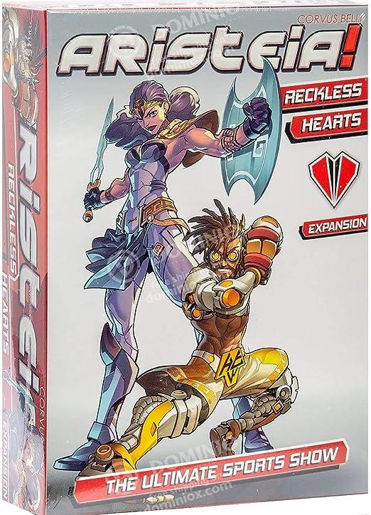 Corvus Belli Aristeia Reckless Hearts - Expansión Juego de Mesa: Amazon.es: Juguetes y juegos