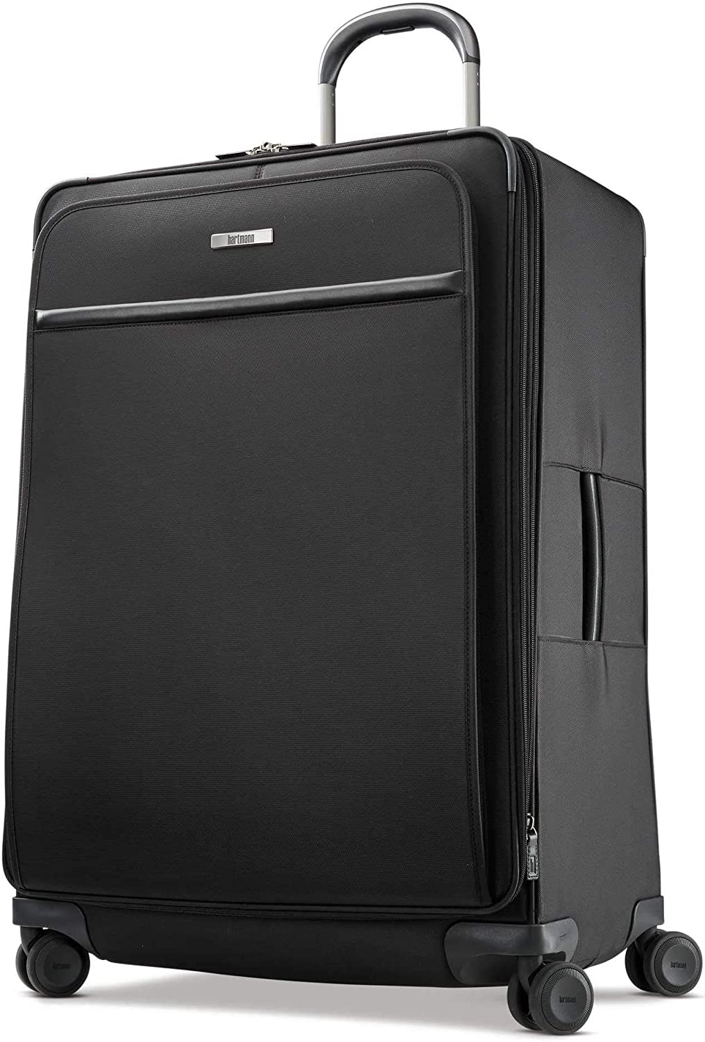 Hartmann Metropolitan 2 Expandable Softside Luggage with Double Spinner Wheels