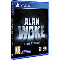 Alan Wake Remastered, Standard Edition - PlayStation 4
