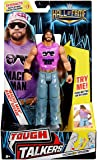 "Mattel WWE Hall of Fame 6"" Tough Talkers Macho Man Randy Savage"