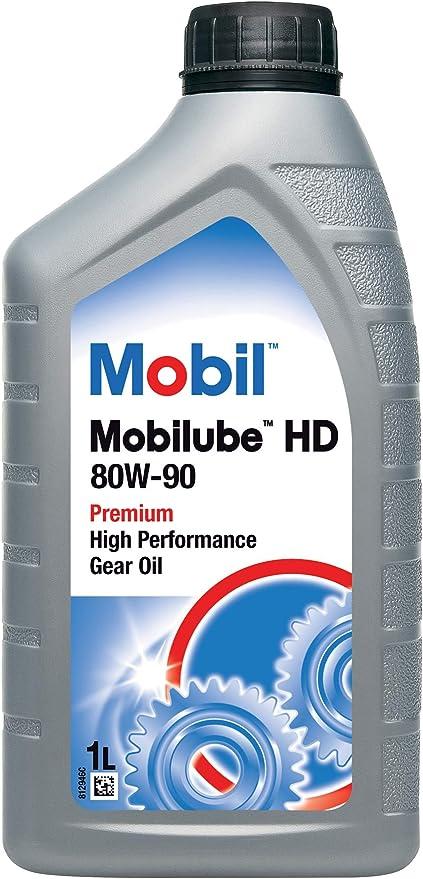 Mobill 050711 - Aceite Caja de Cambios y Puentes 80W90: Amazon.es ...