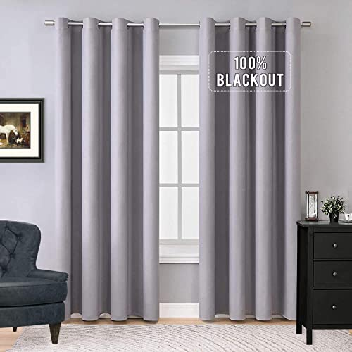 Deal of the week: MIULEE 100 Blackout Curtains Thermal Insulated Solid Grommet Curtains/Drapes/Shades