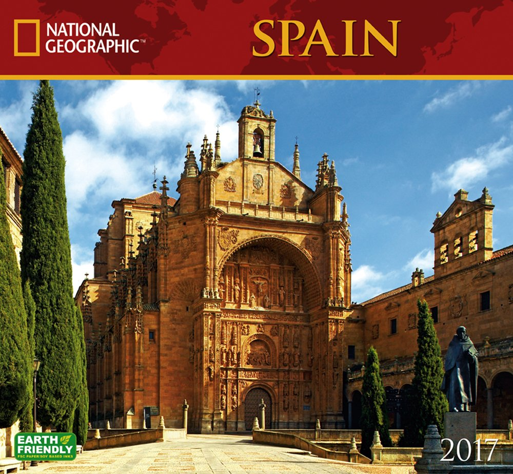 National Geographic Spain 2017 Wall Calendar