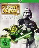 Star Wars the Clone Wars - 6. Staffel [Blu-ray] [Import anglais]