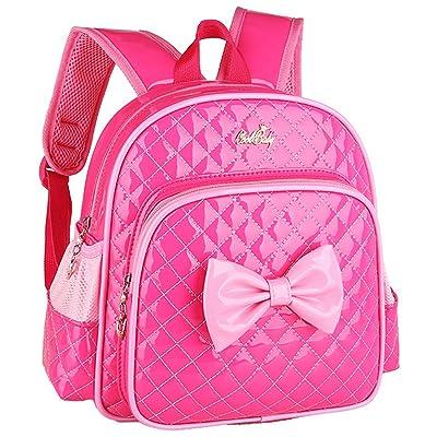 Cute Durable Toddler Backpack for Preschool Kindergarten Little Girl Kids | Kids' Backpacks