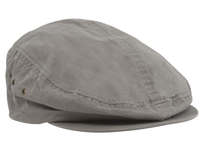 44a5685f0ed Ivy Washed Canvas Newsboy Hat Cap