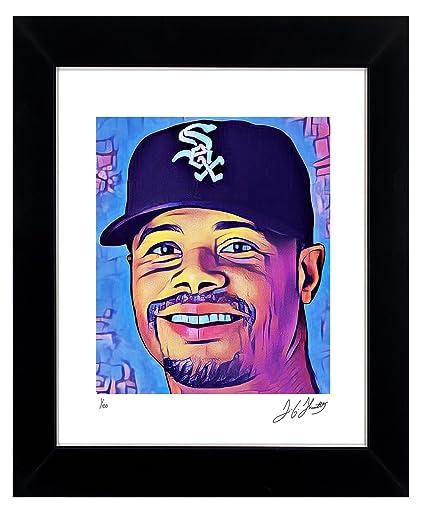 60a1d057c7 Ken Griffey Jr Framed Wall Art Autographed Collectible by TGTHURKETTLE. Ken  Griffey Jr 1/
