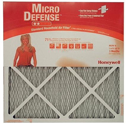 .com: honeywell cf108a2020/a standard air cleaning filter, 20 ...