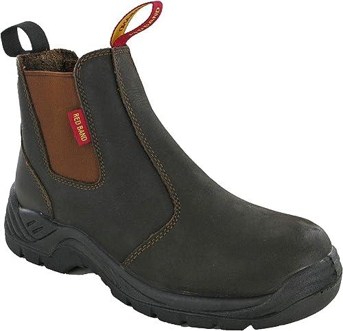 Skellerup Safety Dealer Boots Work