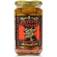 Psycho Onions - Ghost encurtido de pimienta Cebollas