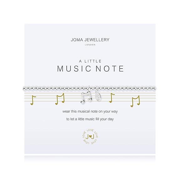 Joma Jewellery Music Note bracelet hKloZHtSy