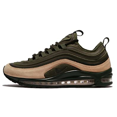 newest eed72 130a0 Nike Air Max 97 UL 17 Se Ultra Kaki Baskets en Textile synthétique pour  Homme