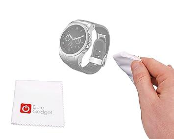 DURAGADGET Gamuza Limpiadora para LG Watch Urbane: Amazon.es ...