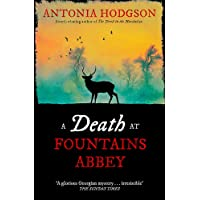 A Death at Fountains Abbey: Longlisted for the Theakston Old Peculier Crime Novel of the Year Award (Thomas Hawkins 3)