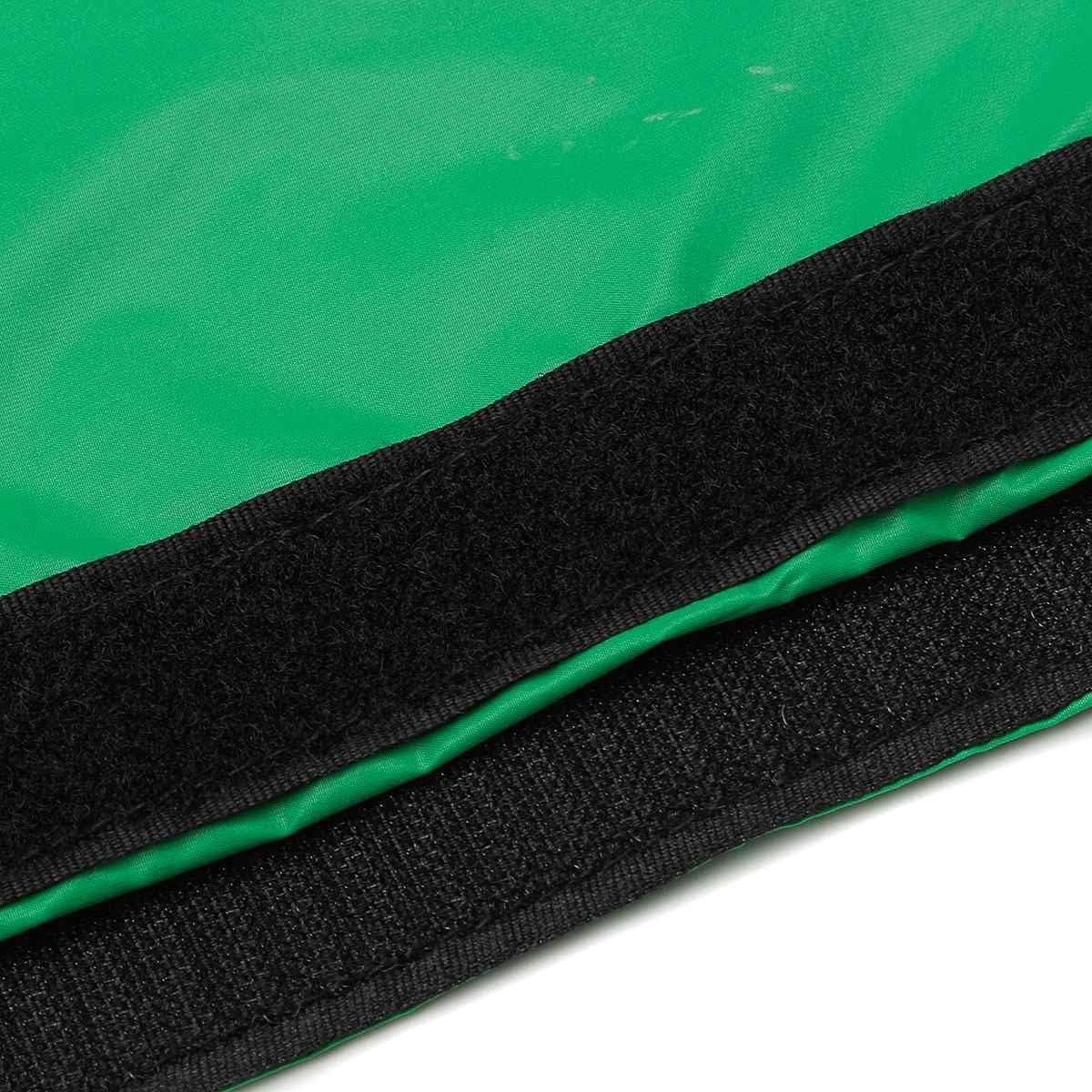 Pool Reel Sistema Fodere Protector Verde 490 96Cm Nuoto della Calotta di Protezione Solare Piscina Coperta Roller Bobina Impermeabile di Copertura