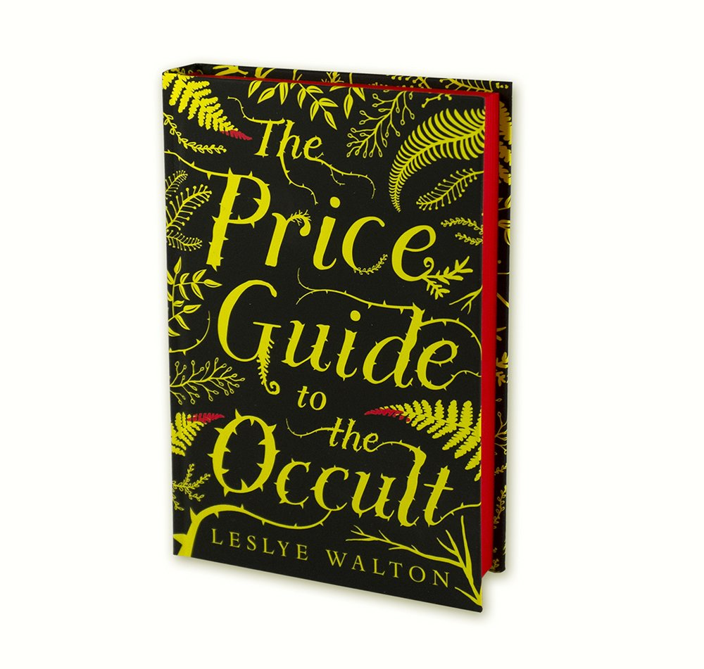 Colleen mondor reviews the price guide to the occult by leslye.