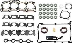 BOXI Cylinder Head Gasket Set For Select 1999 2000 2001 2002 2003 2004 2005 2006 Audi A4 Quattro TT Quattro Volkswagen Beetle Golf Jetta Passat 1.8L Turbo DOHC (Replaces HSSB018 HS26182PT)