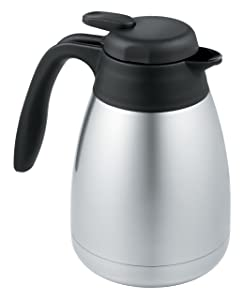Thermos 34-Ounce Vacuum Insulated Stainless Steel Carafe