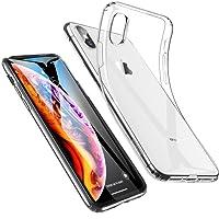 ESR Cover iPhone Xs Max 2018, Custodia Gel Trasparente Morbida Silicone Sottile TPU [Ultra Leggera e Chiaro] per Apple iPhone Xs Max (Uscito a 2018).