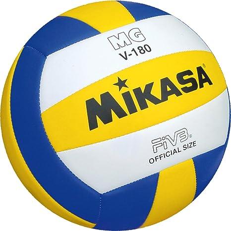 Mikasa Outdoor Team Match Game MGV Series - Balón de voleibol para ...