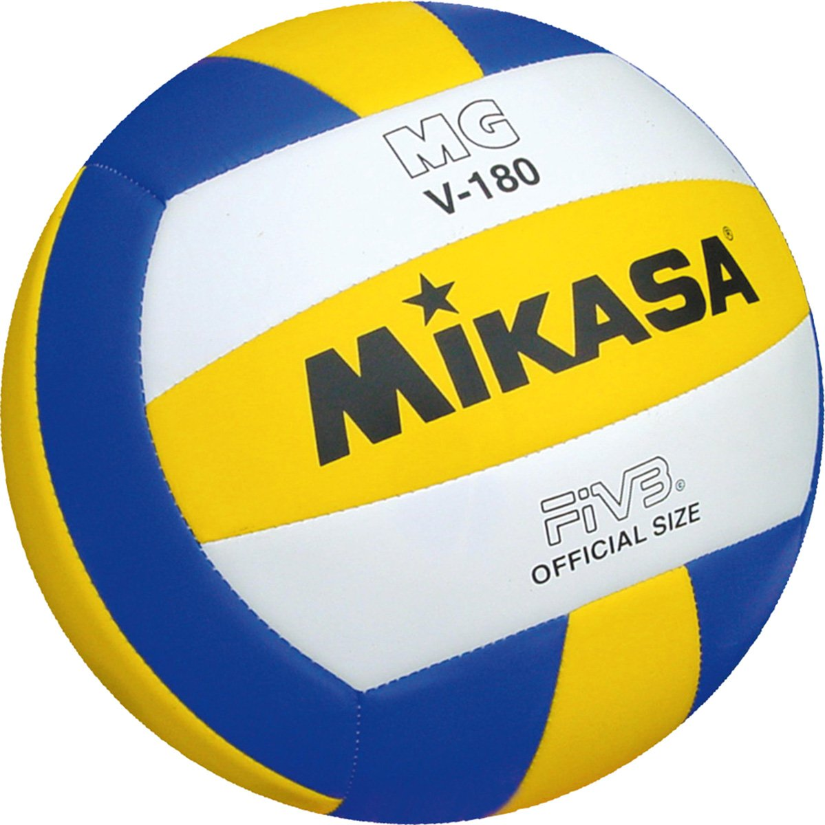 Mikasa Outdoor Team Match Game MGV Series - Balón de voleibol para ...