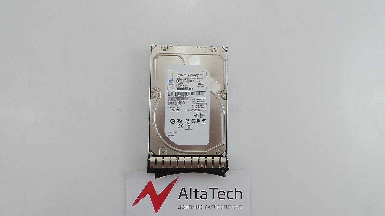 Renewed IBM 90Y8573-2TB 3.5 Near Line SAS 7.2K 6Gb//s HS Hard Drive